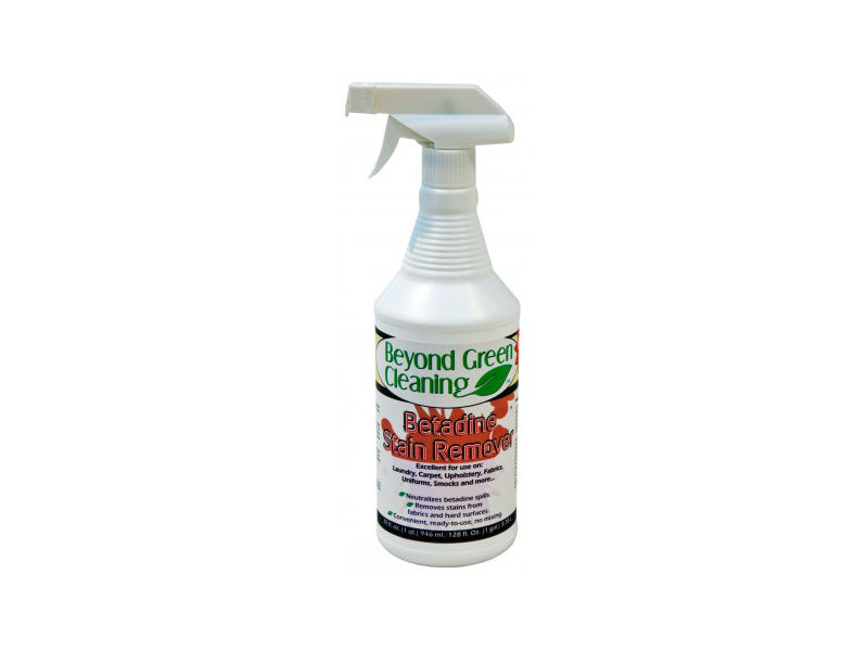 Beyond Green Betadine Stain Remover Eco Friendly